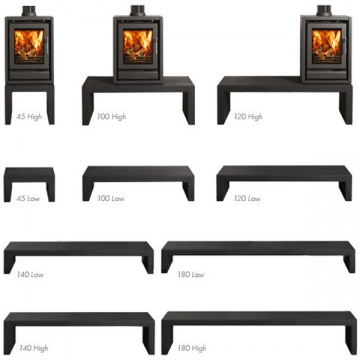 Stovax View 8 Wood Burning Multifuel Stove Flames Co Uk
